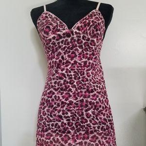 Victoria's Secret Pink Leopard Lace Lingerie